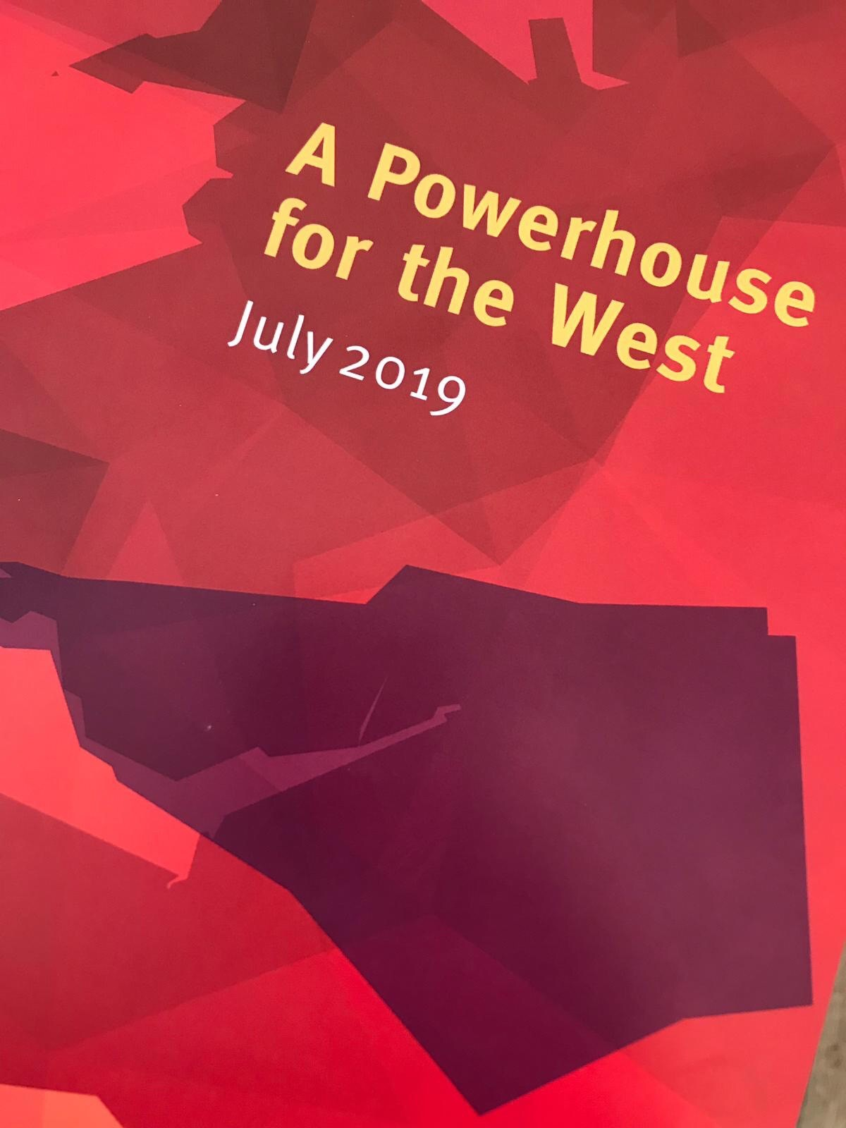The Western Powerhouse: the missing piece of the economic puzzle