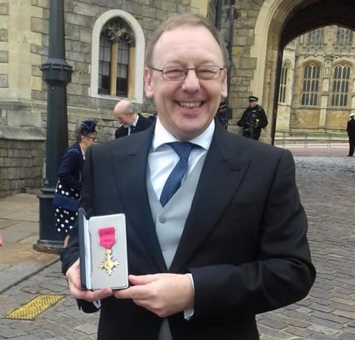 Chipside CEO Paul Moorby awarded OBE