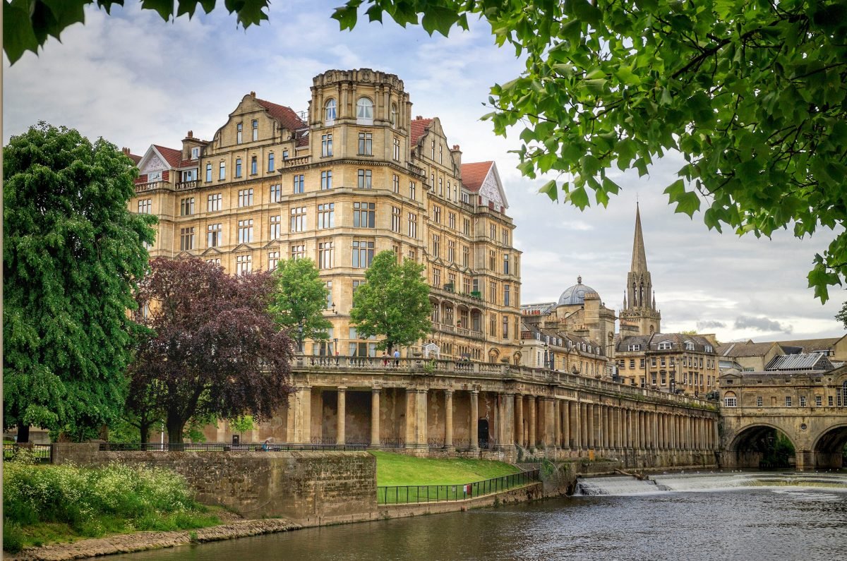 Fit for the future: Bath partners with Chipside to digitise city parking